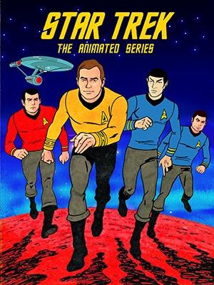 star trek série animada-digital-1973-completa-frete r$7,00