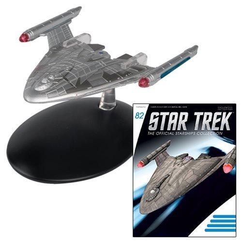 star trek starships warp delta vehículo fundido a presión