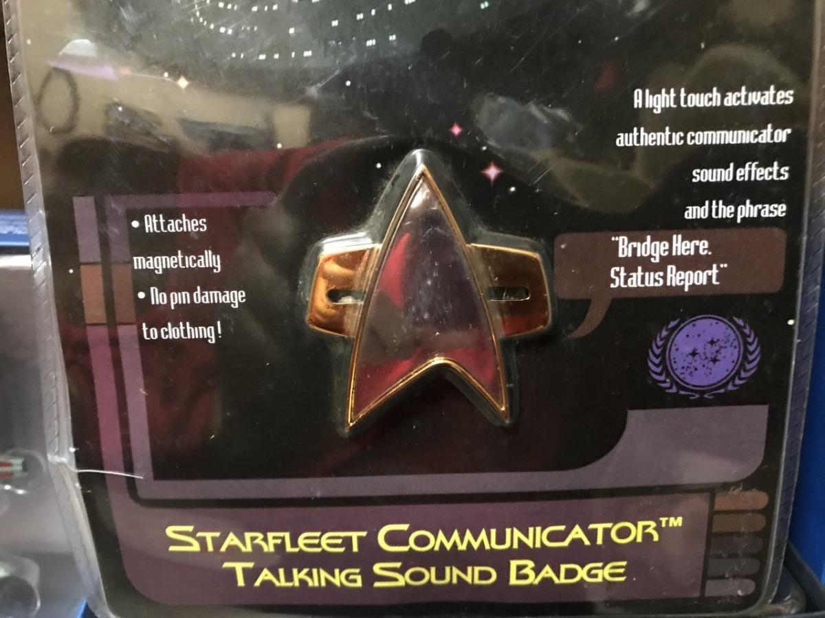 Star Trek Voyager Communicator