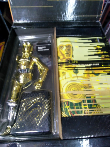 star war c3po master piece collection mide 30 cm alto