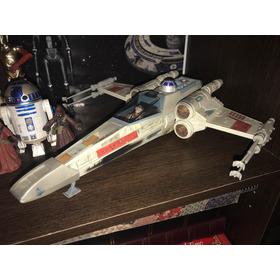 Star Wars - X Wing Fighter + Luke  (1995) Rebajadisimo!!!