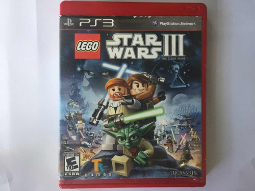 star wars 3 ps3
