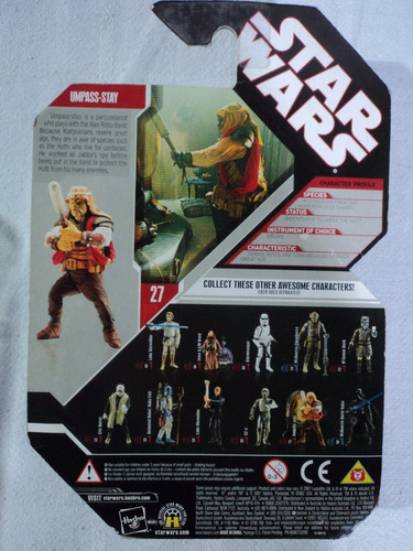 star wars 30 aniversario umpass stay 2007