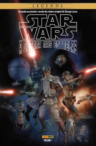 star wars - a guerra nas estrelas - vol. 1