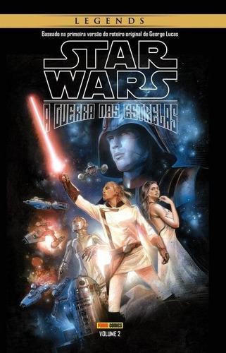 star wars - a guerra nas estrelas - vol. 2