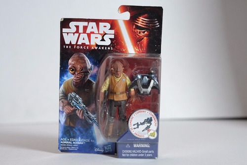 star wars admiral ackbar the force awekens