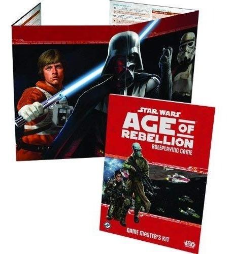 star wars age of rebellion game master s kit