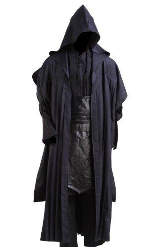 star wars anakin skywalker adulto disfraz versión negr u7