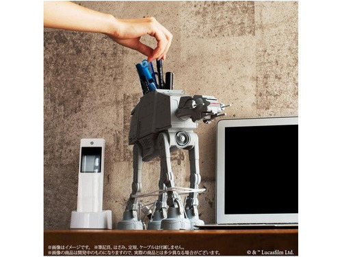 star wars at-at multi-function desk 29 c.m.