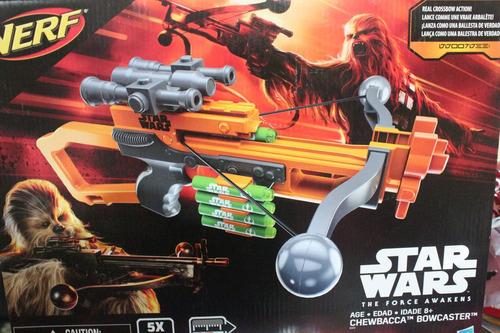 star wars ballesta chewbacca