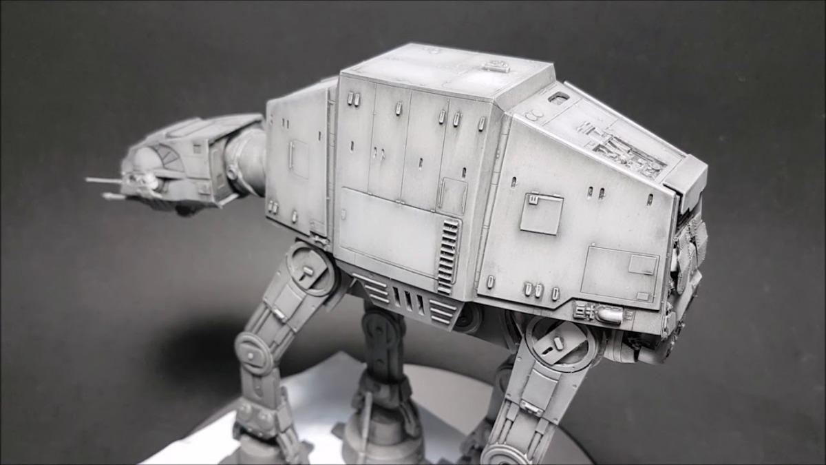 STAR WARS 1//144 AT-AT Model Kit Bandai