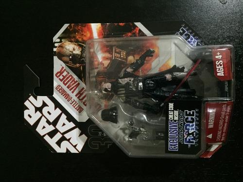 star wars battle damaged darth vader envio gratis