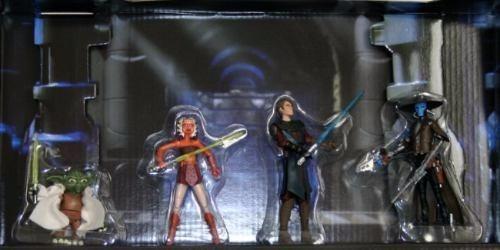 star wars battle packs el robo del holocron