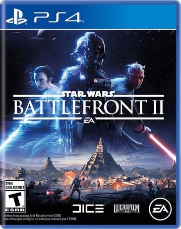 Star Wars Battlefront 2 Juego Digital Ps4 Necesita Internet Bs