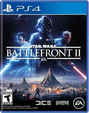 star wars battlefront 2 - juego físico ps4 - sniper game