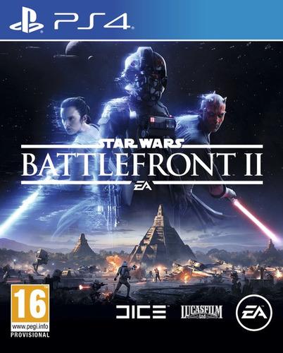 star wars battlefront 2 - ps4 - digital - español