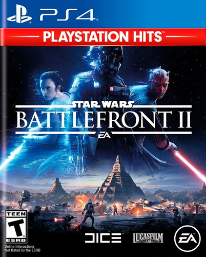 star wars battlefront 2 ps4 juego fisico sellado sevengamer