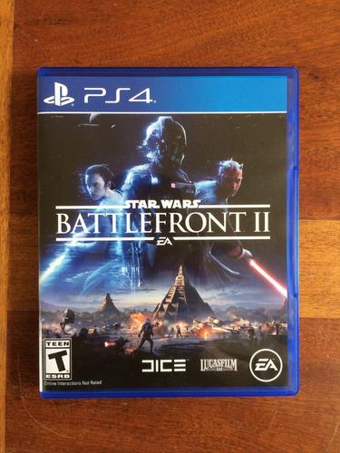 star wars battlefront ii [ps4]
