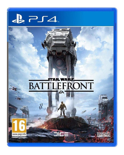 star wars battlefront ps4 fisico sellado nuevo en palermo