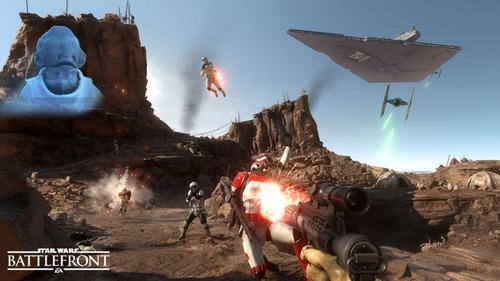 star wars battlefront ps4 original fisico blu ray sellado