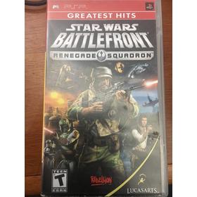 Star Wars Battlefront Psp