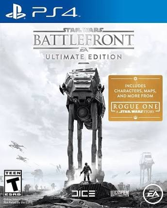 star wars battlefront ultimate edition para ps4