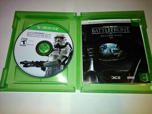 star wars battlefront xbox one v/c