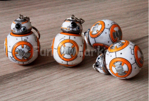 star wars bb 8 droid bb-8 llavero bb8 20 soles oferta