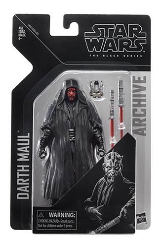 star wars black series archive darth maul figura hasbro