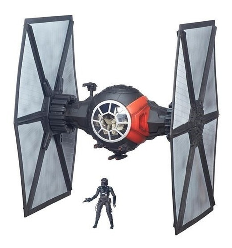 star wars - black series - ep vii - first order tie fighter