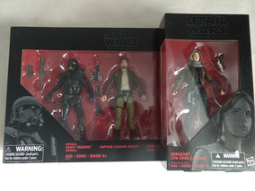 55b121845eff96 Star Wars Black Series Rogue One 3-pack
