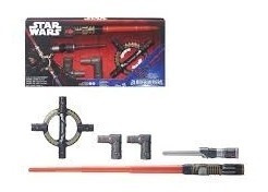 star wars bladebuilders - sable de luz giratorio b8263
