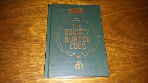 star wars - bounty hunter code: from the files of boba fett
