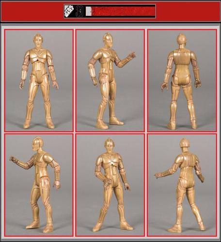 star wars c-3po droid concept 30th swargento!