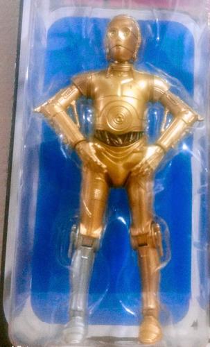 star wars c3po 40 aniversario 6 pulgadas coleccionistas