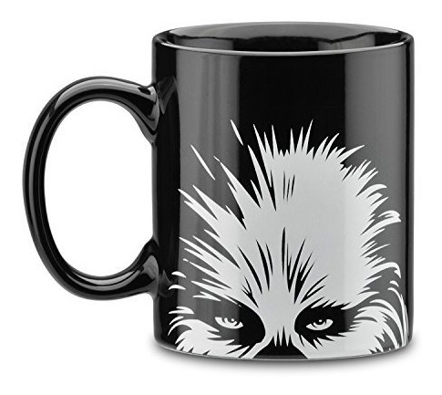 star wars cafetera electrica personal + mug chewbacca