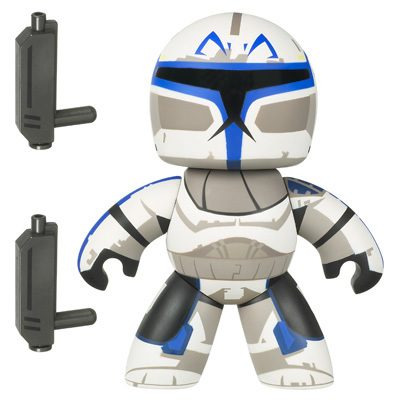 star wars captain rex mighty muggs nuevo