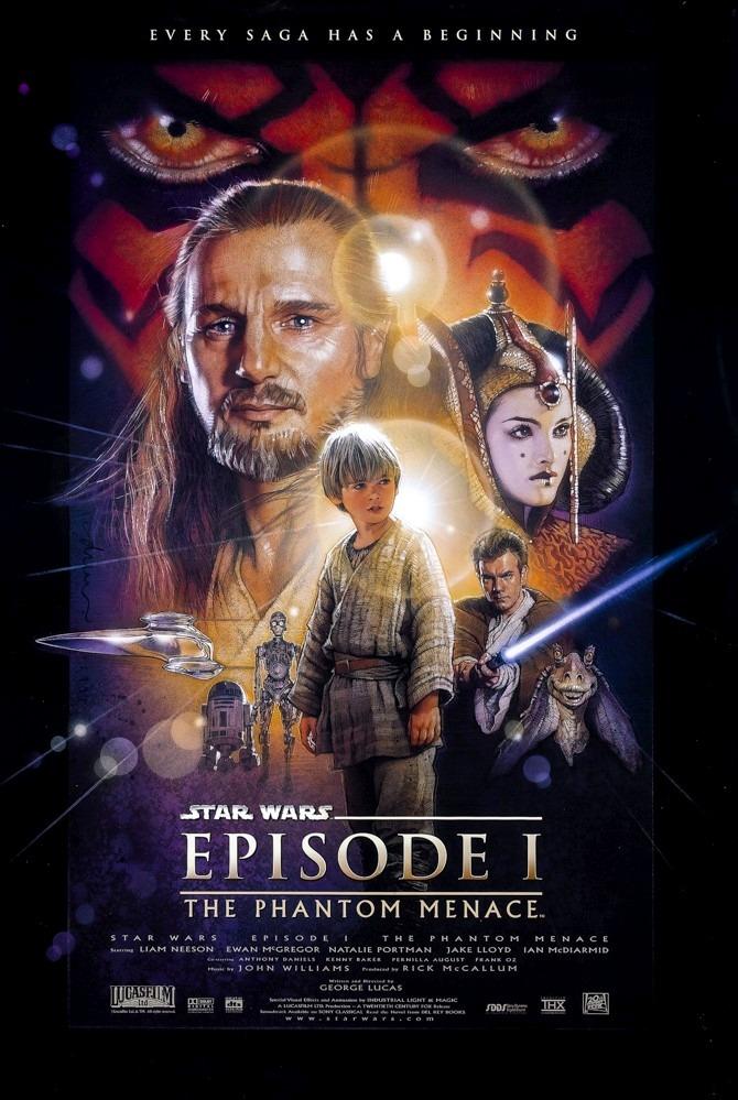 Star Wars - Carteles De Peliculas - Posters Adhesivos Varios ...