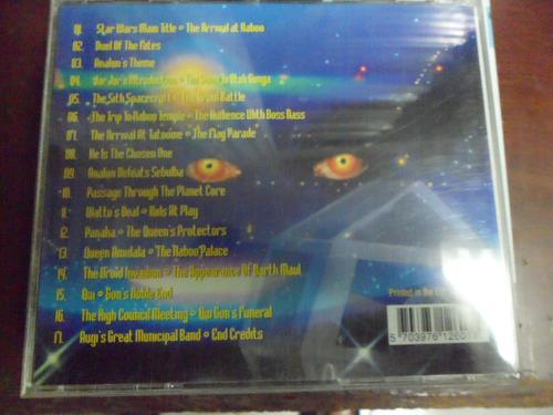 star wars cd importado episode i the phantom menace music fr