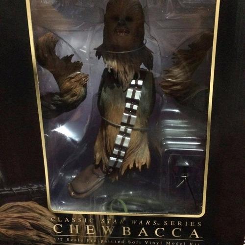 star wars chewbacca kotobukiya