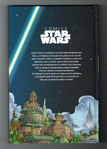 star wars clasicos tomo 14  conozca mas - planeta deagostini