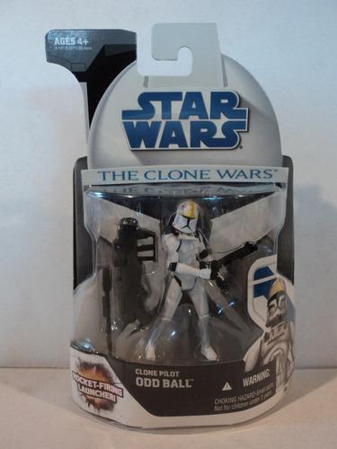 star wars clone wars clone pilot odd ball 2008