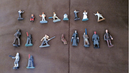 star wars coleccion