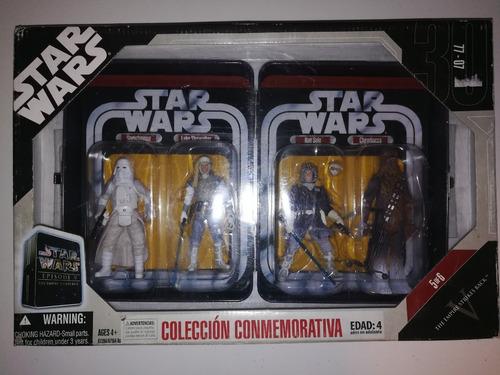 star wars colección conmemorativa episodio v