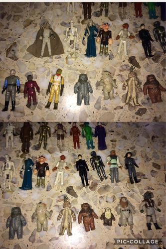 star wars colección figuras