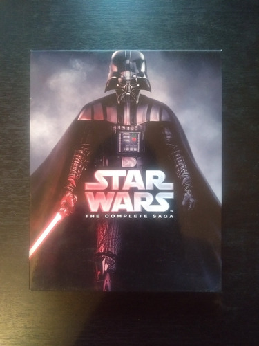 star wars collection bluray