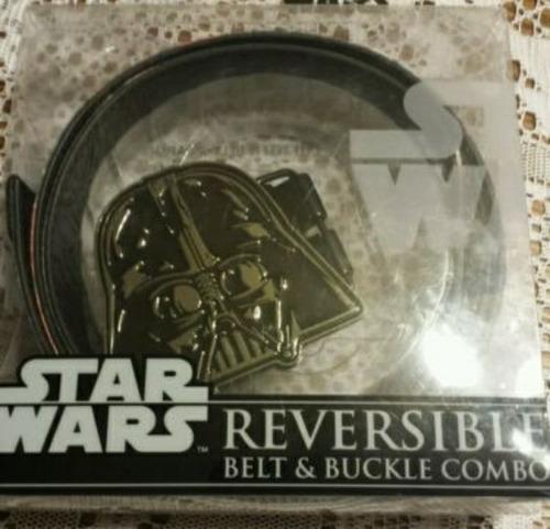 star wars correa reversible  122cm darth vader original