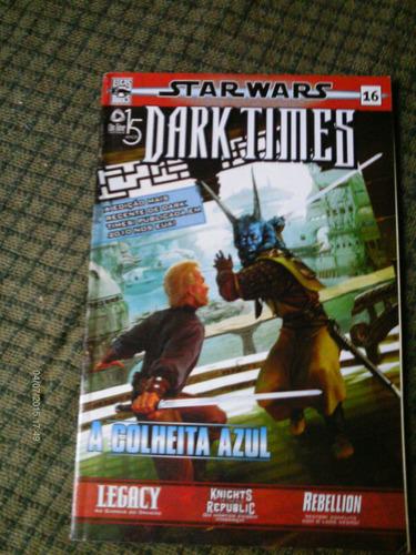 star wars dark times n. 16  on line editora