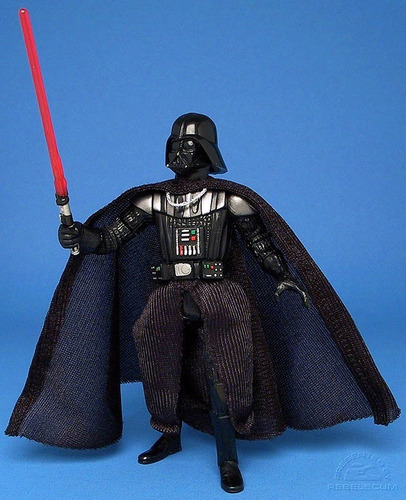 star wars darth vader con sable y movimiento gdbx77