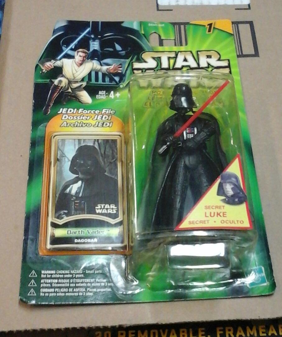 2000 Star Wars Power Of The Jedi Darth Vader Dagobah